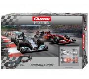 Carrera Evolution 25213 Coffret Formula Run