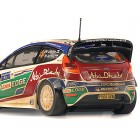 Ford Fiesta RS WRC, Latvala