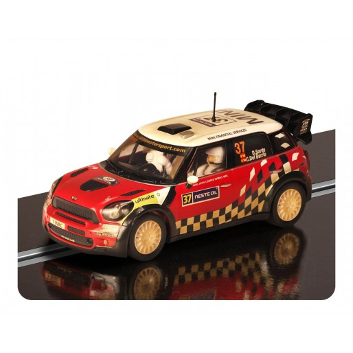 Mini Countryman WRC, Rally D'Italia