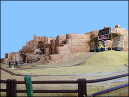 NINCO Monument Valley Raid by Slot Car-Union