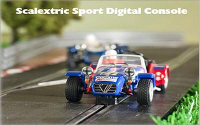 Scalextric sport digital console ssdc slot car union - Scalextric sport digital console ...