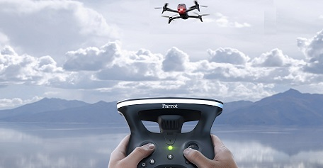 Envoyez votre drone jusqu'à 2 kilomètres