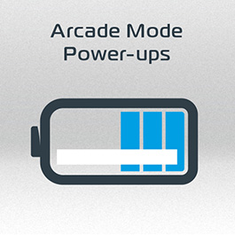 Arcade Mode Power-Ups
