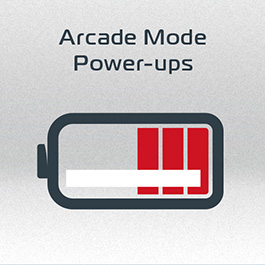 Mode Arcade Power-Ups