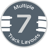 7 Track Layout