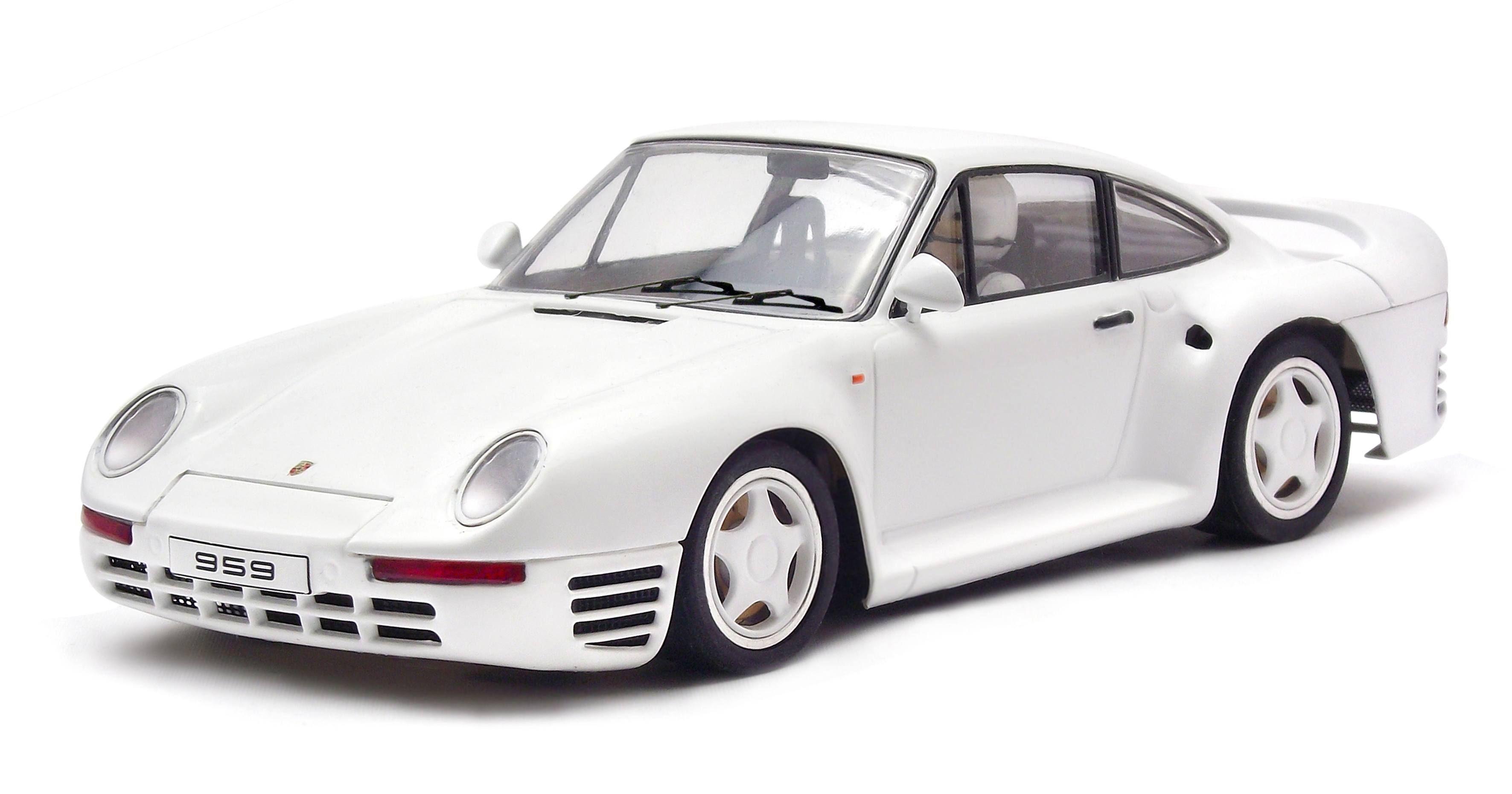 MSC Competition MSC-6032 Porsche 959 Street Car Blanc
