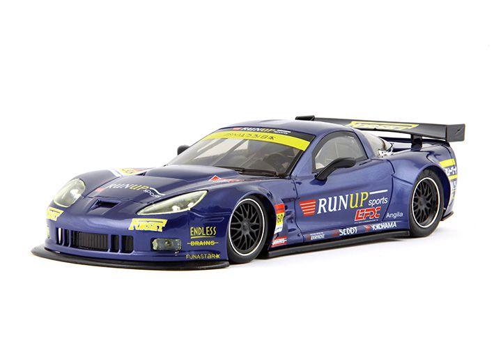 NSR 1150AW Corvette C6R  Super GT 2012 series n.360   azul  - AW King EVO3