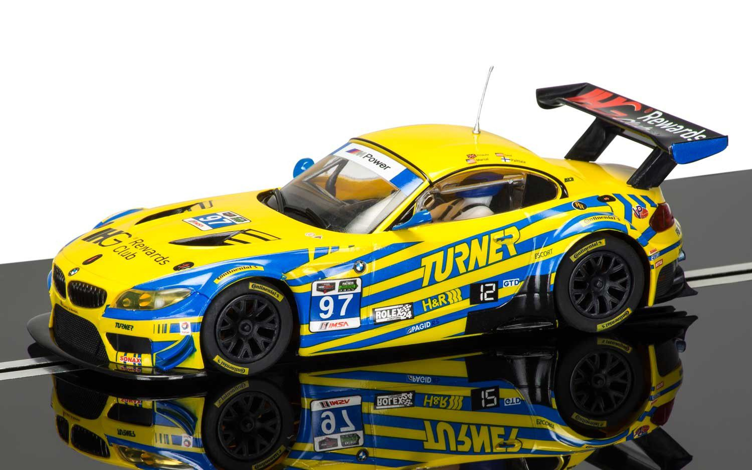 Scalextric  c3720 bmw z4 gt3 - 24hr daytona 2015  à la mode