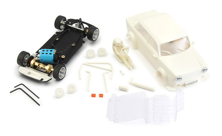 BRM Simca 1000 Gr.2 White Kit