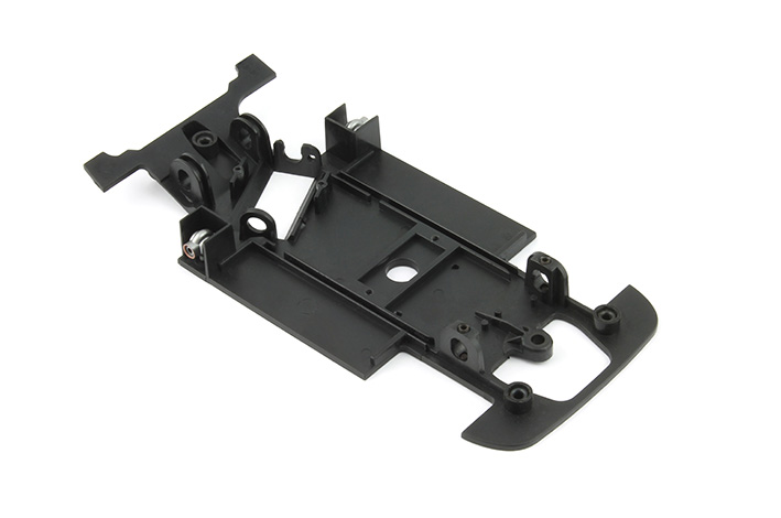 Aw Plastic Chassis For Sauber C9 With O-rings And Front Allen Screws Toujours Acheter Bien
