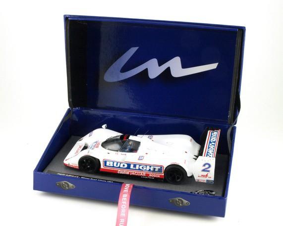 LE MANS miniatures Jaguar XJR 14 n°2 Winner