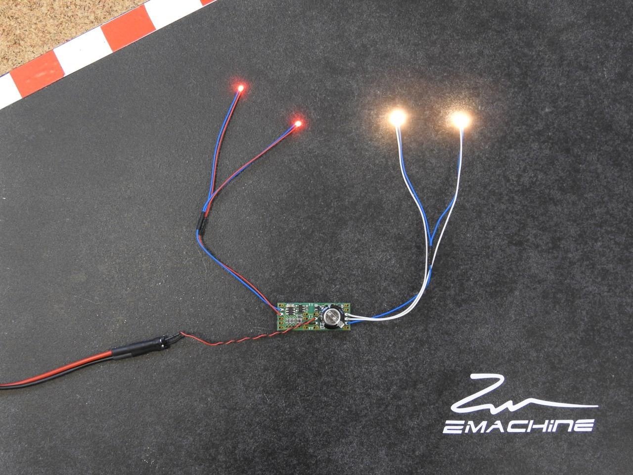 Zmachine Kit Lumière ZM165BWD32 Blanc chaud