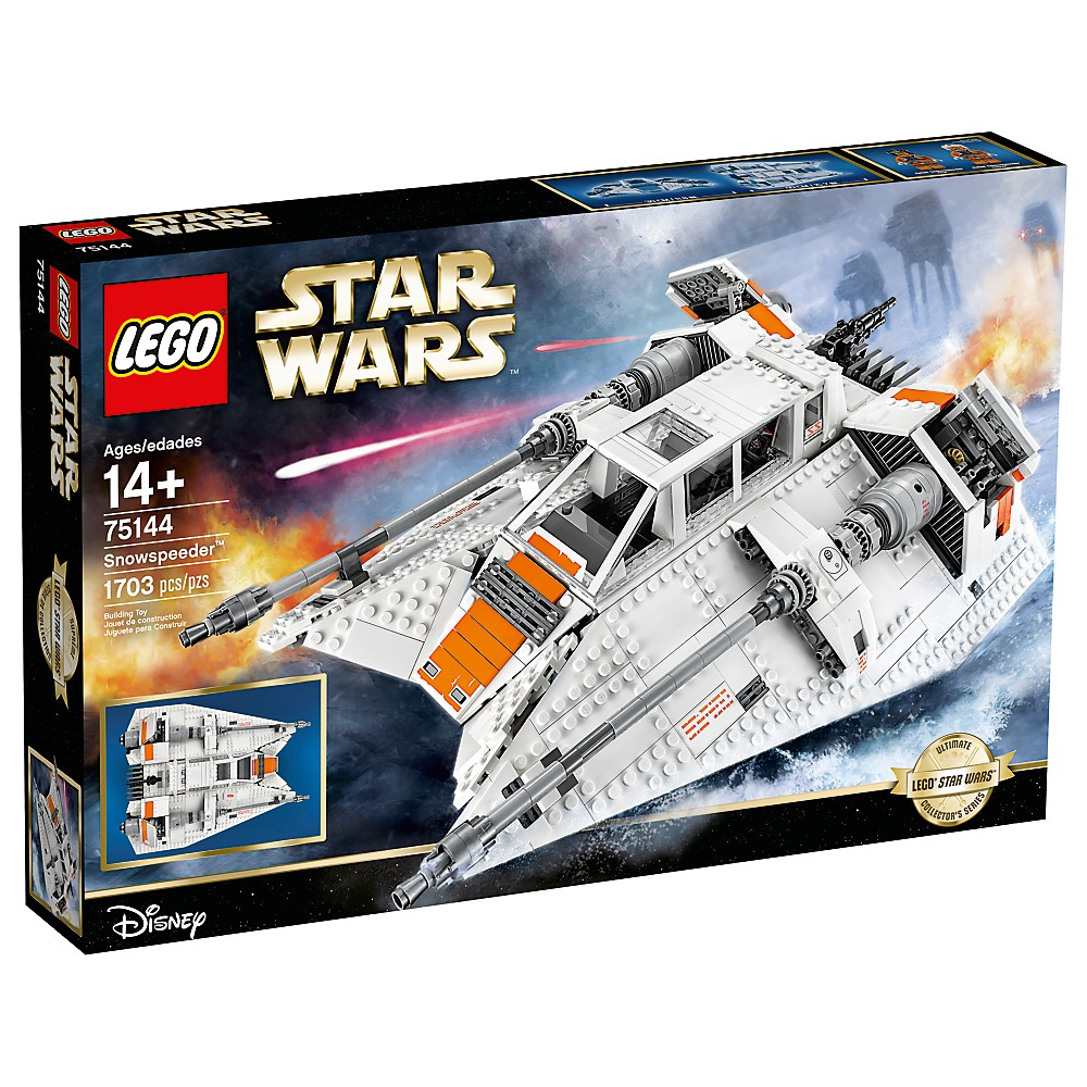 LEGO 75144 Snowspeeder™ Snowspeeder™ Snowspeeder™ d4874e