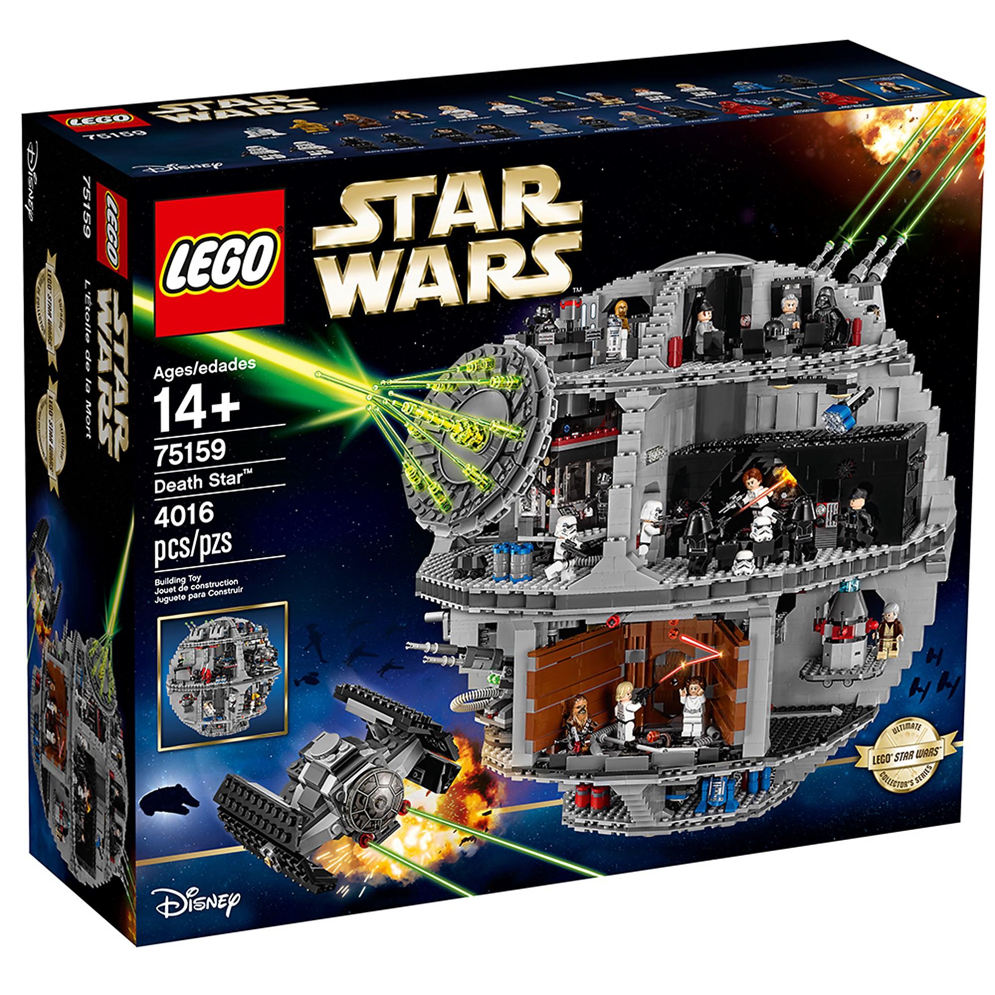 LEGO 75159 L'Étoile de la Mort™
