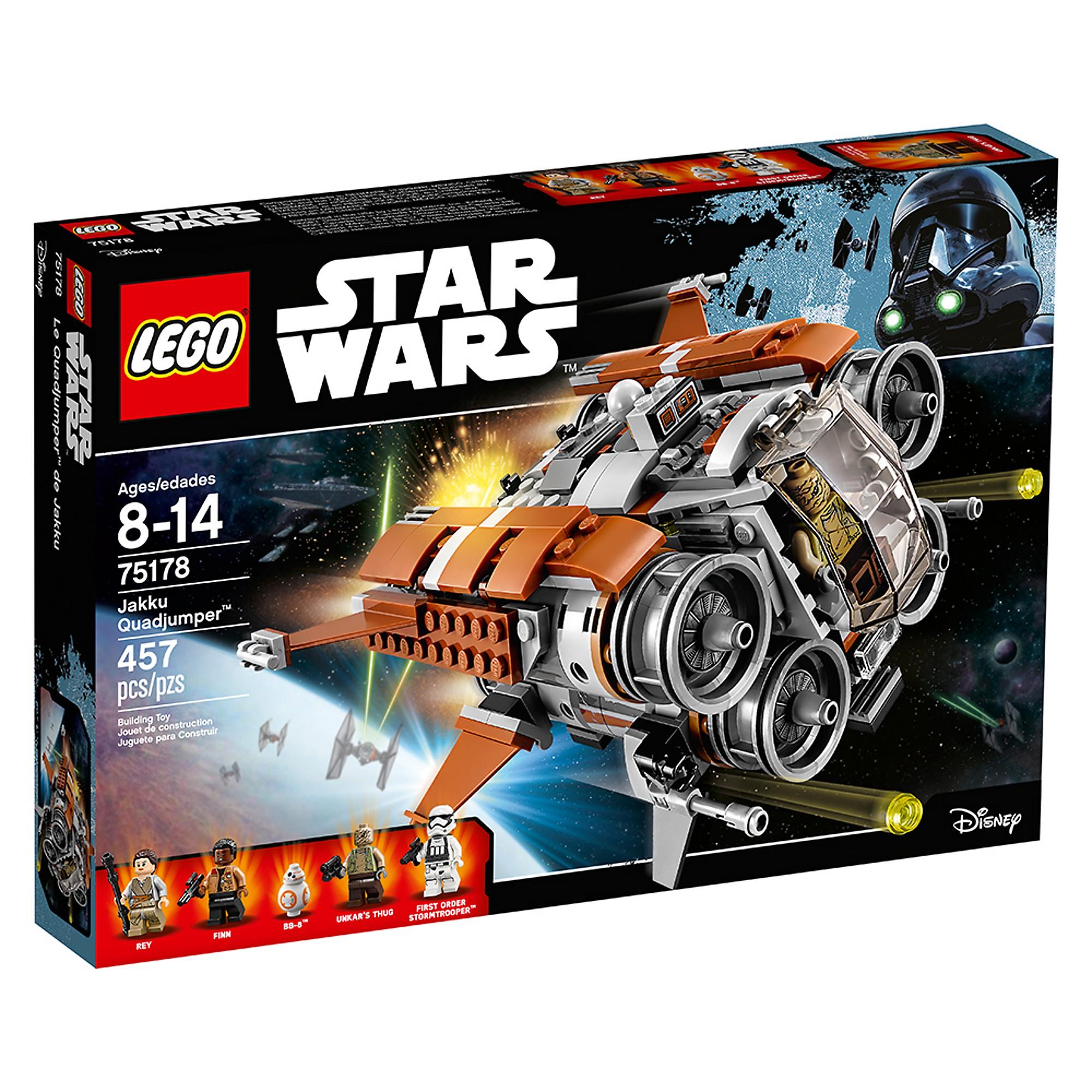 LEGO 75178  Le Quadjumper™ de Jakku  esclusivo