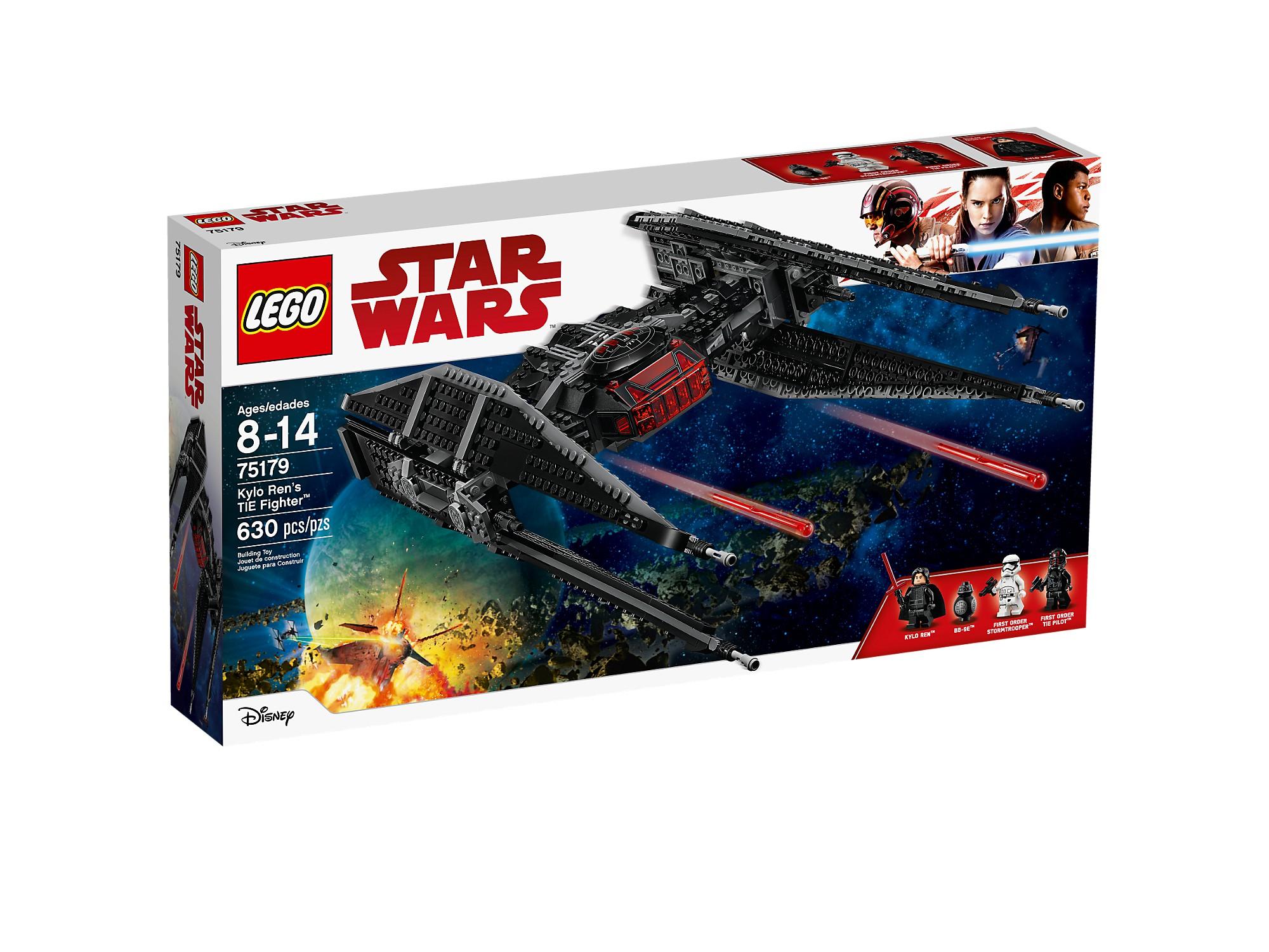 LEGO 75179 Kylo Ren's  TIE combatiente™  consegna diretta e rapida in fabbrica