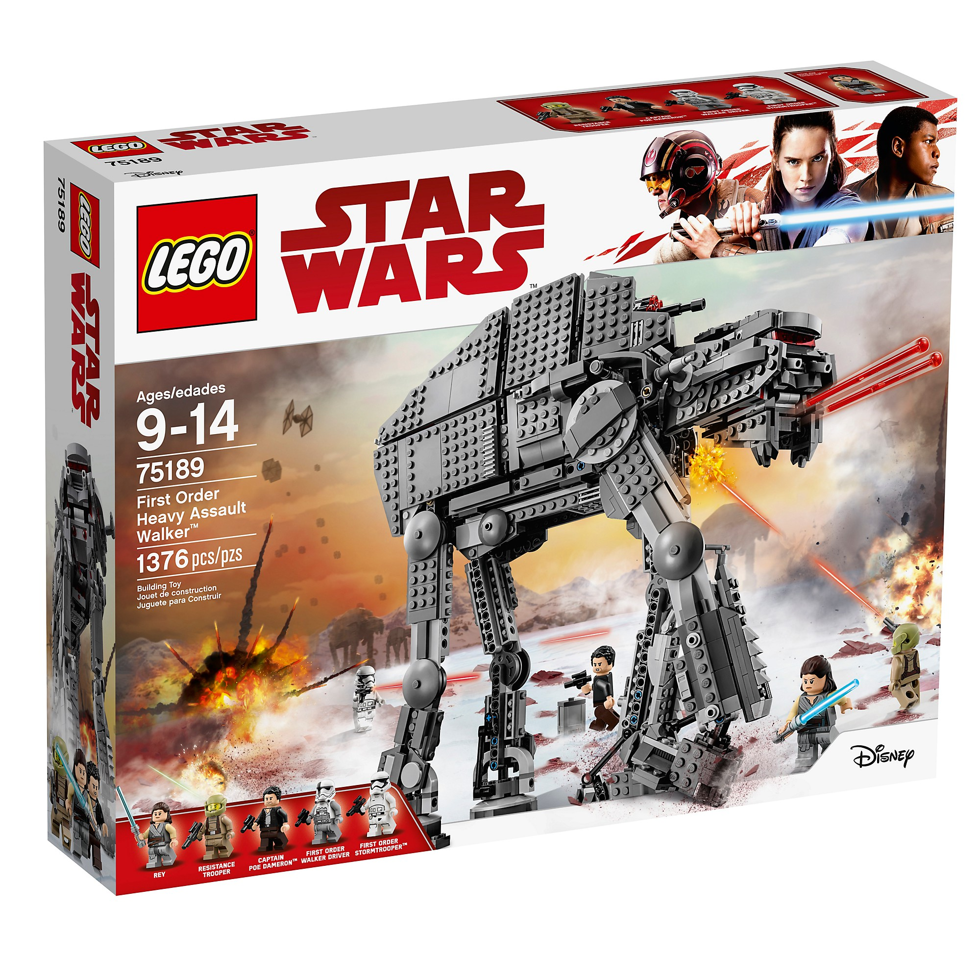 LEGO 75189 primero  Order Heavy Assault Walker™  economico in alta qualità