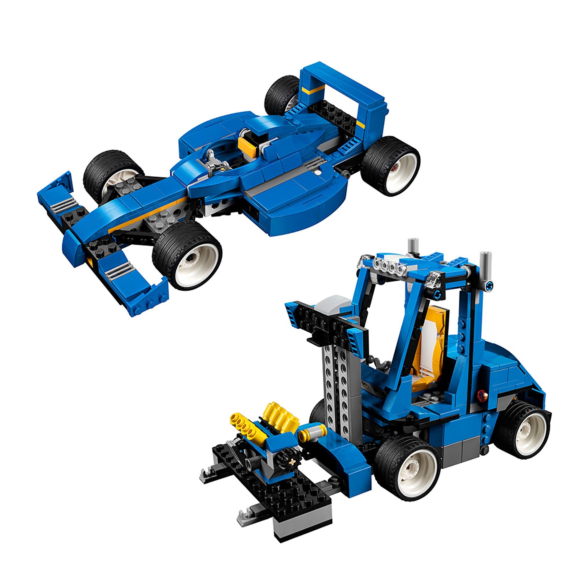 LEGO 31070 31070 31070 Le bolide Blau 0b6e6f