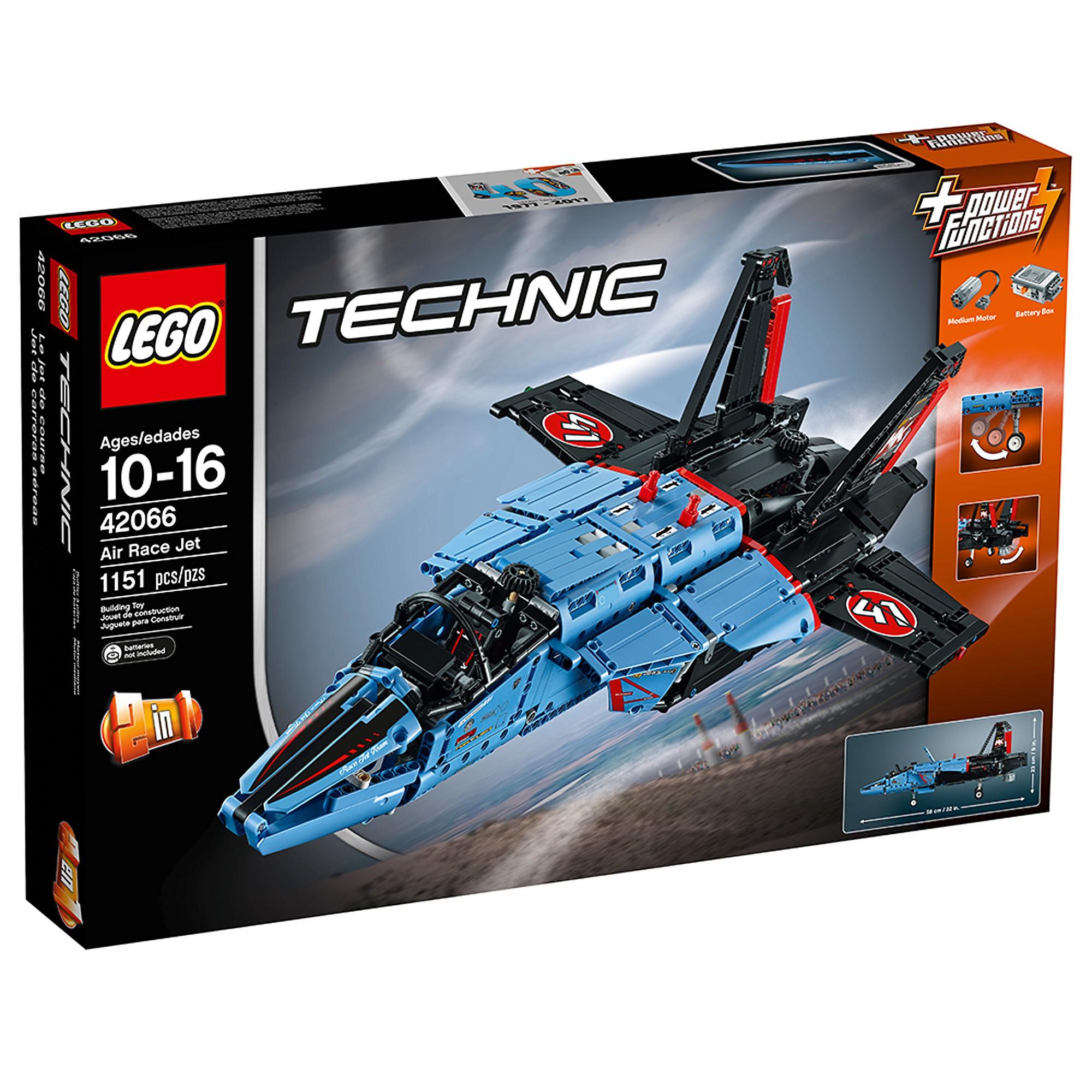 LEGO 42066 Le jet de course