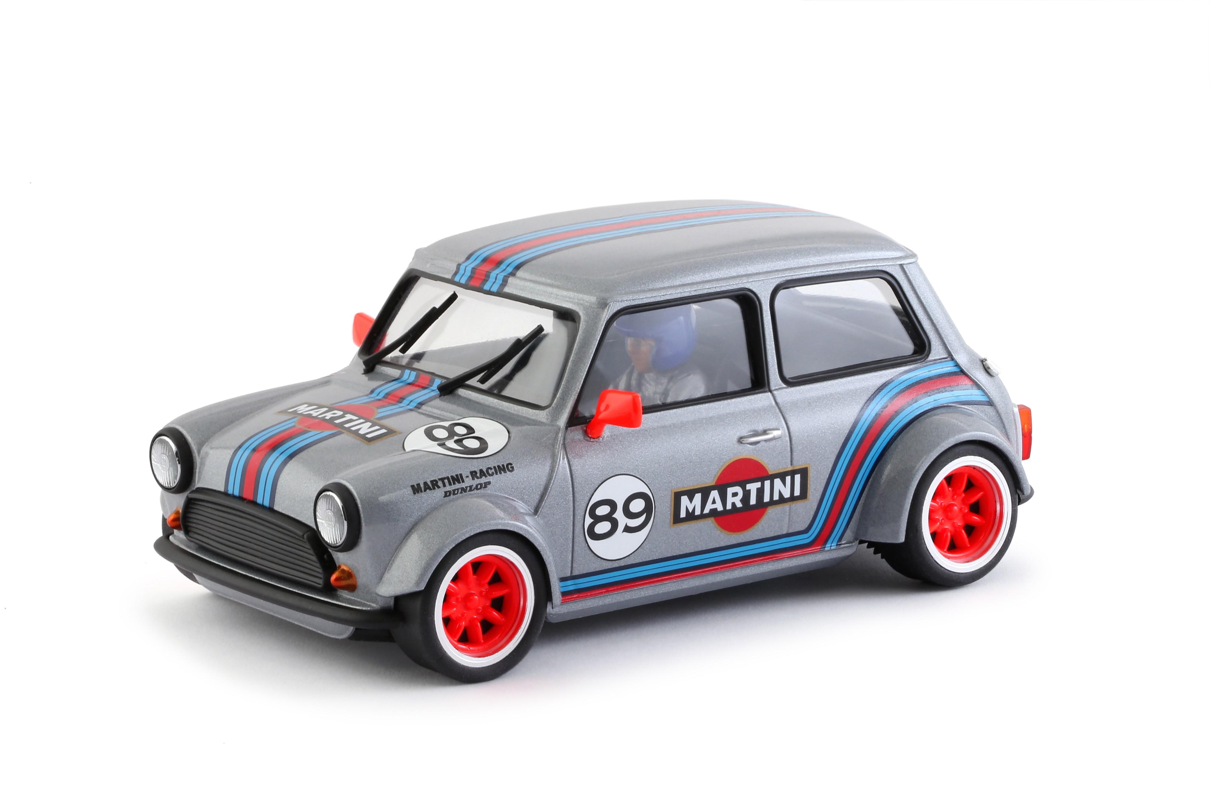 BRM MINI COOPER - MARTINI gris EDITION n.89