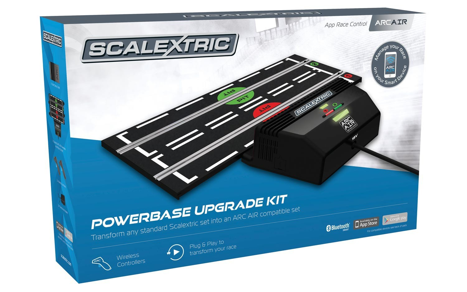 Scalextric C8434 ARC AIR Powerbase