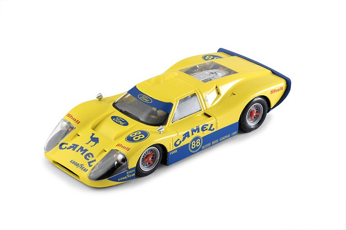SW Shark 20 K NSR 0090SW Ford MK IV Camel n.88
