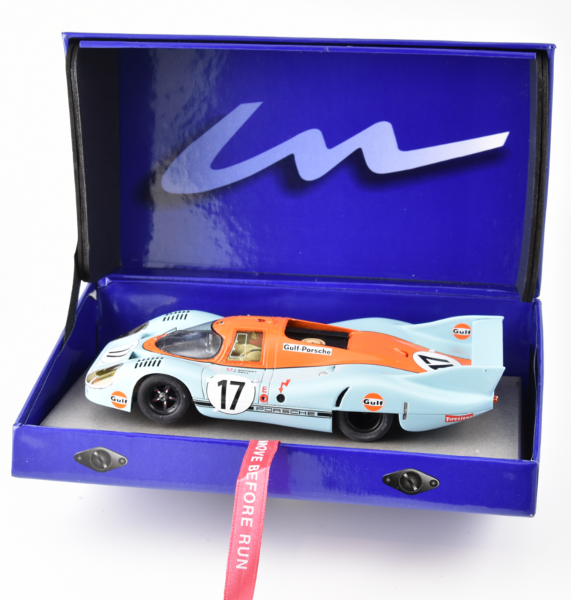 Le Mans Miniatures Porsche 917 Lh N ° 17