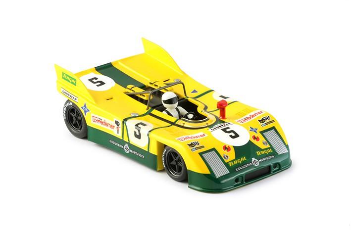 NSR 0095SW Porsche 908 3 Escuderia Montjuich 24h Le Mans 1972 n.5  - SW Shark 21