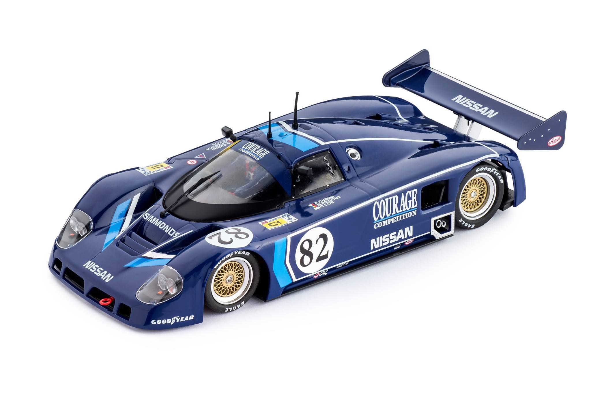 Slot.it Ca28f Nissan R89 C N.82 24h Le Mans 1990