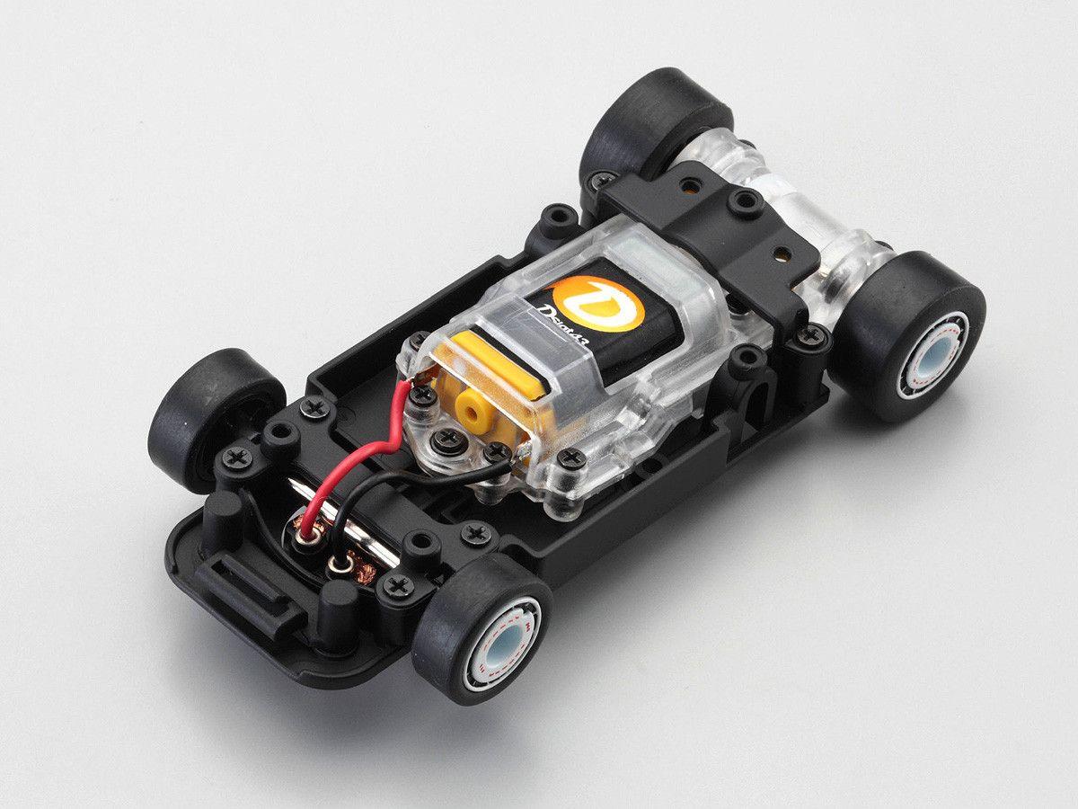 Kyosho-Dslot43-Lamborghini-Murcielago-LP640-Pearl-Green miniatuur 2