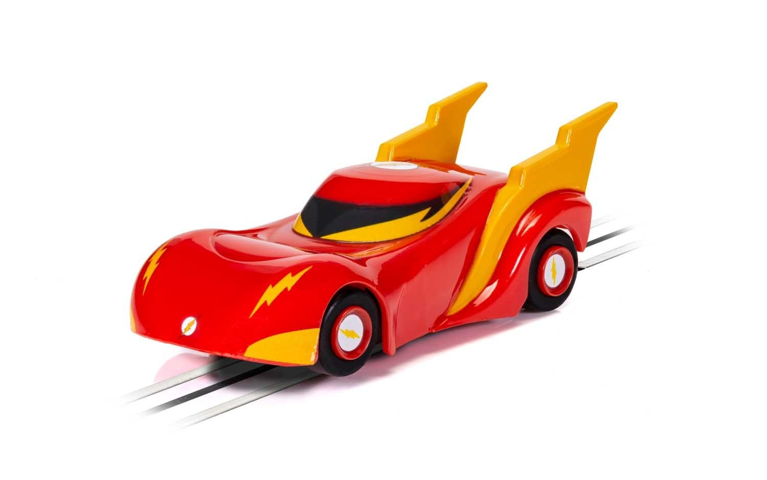 Micro Scalextric G2169 Justice League The Flash car
