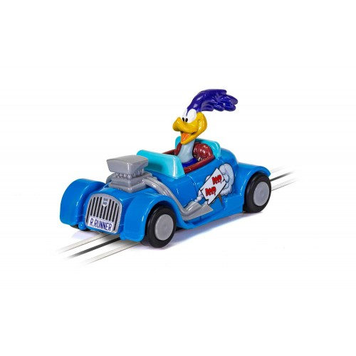 Micro Scalextric G2164 Looney Tunes Road Runner car