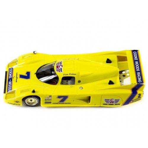 SRC 01703 Lola T600 - 1º Laguna Seca 1981 - Champion IMSA 1981 - Brian Redman