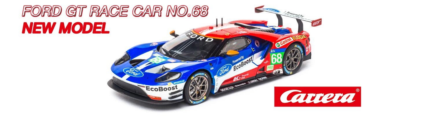 """Ford GT Race Car """"No.68"""""""